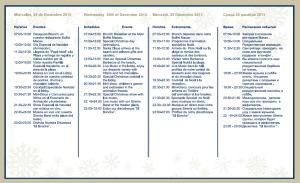 Punta Cana Program 2013-14