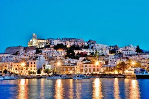 Eivissa, Ibiza, Balearic Islands, Spain