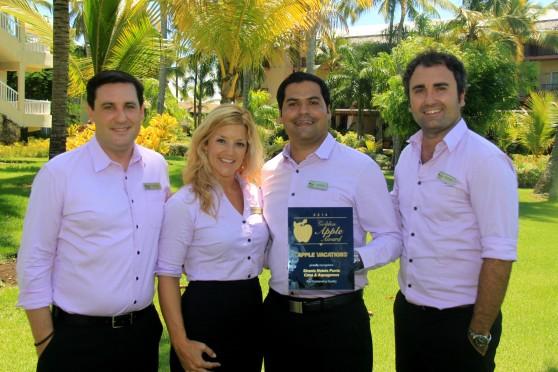 Golden Apple Award 2014